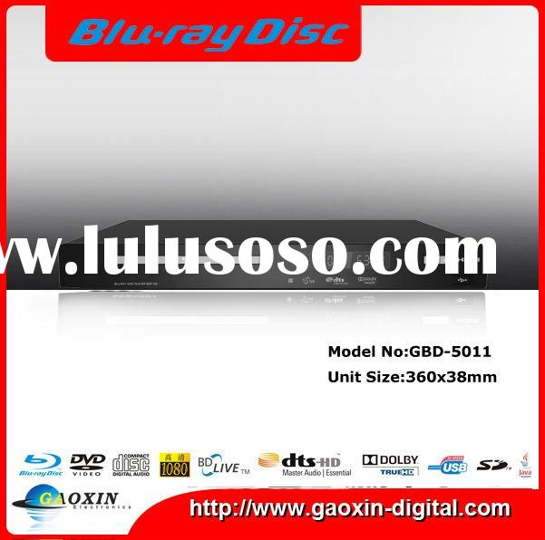 3D blu ray DVD disc player (GBD-5011)
