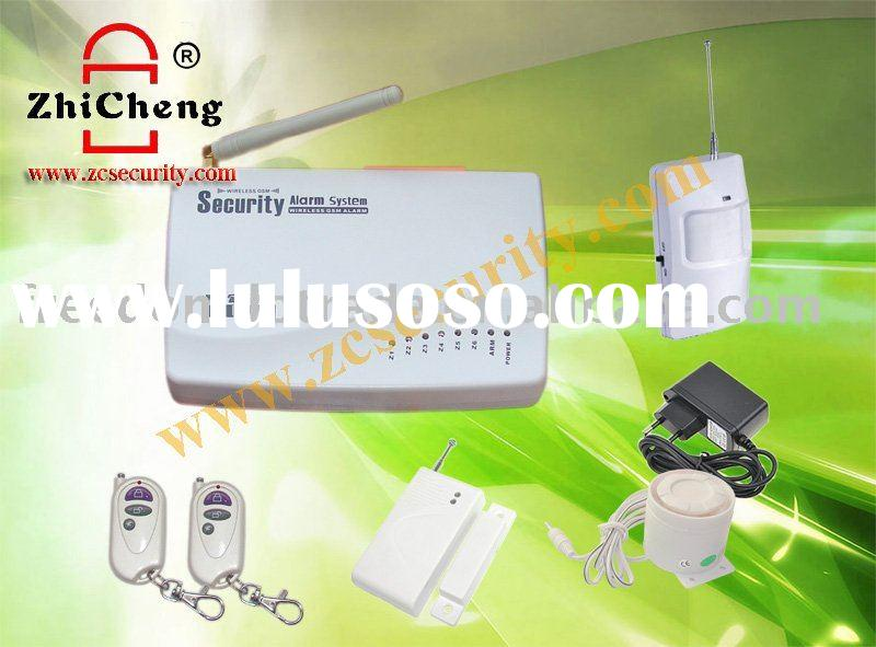 3 BAND HOME GSM WIRELESS BURGLAR ALARM SECURITY SYSTEM SMS