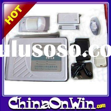 4 Zone Home Burglar Wireless Security Alarm System