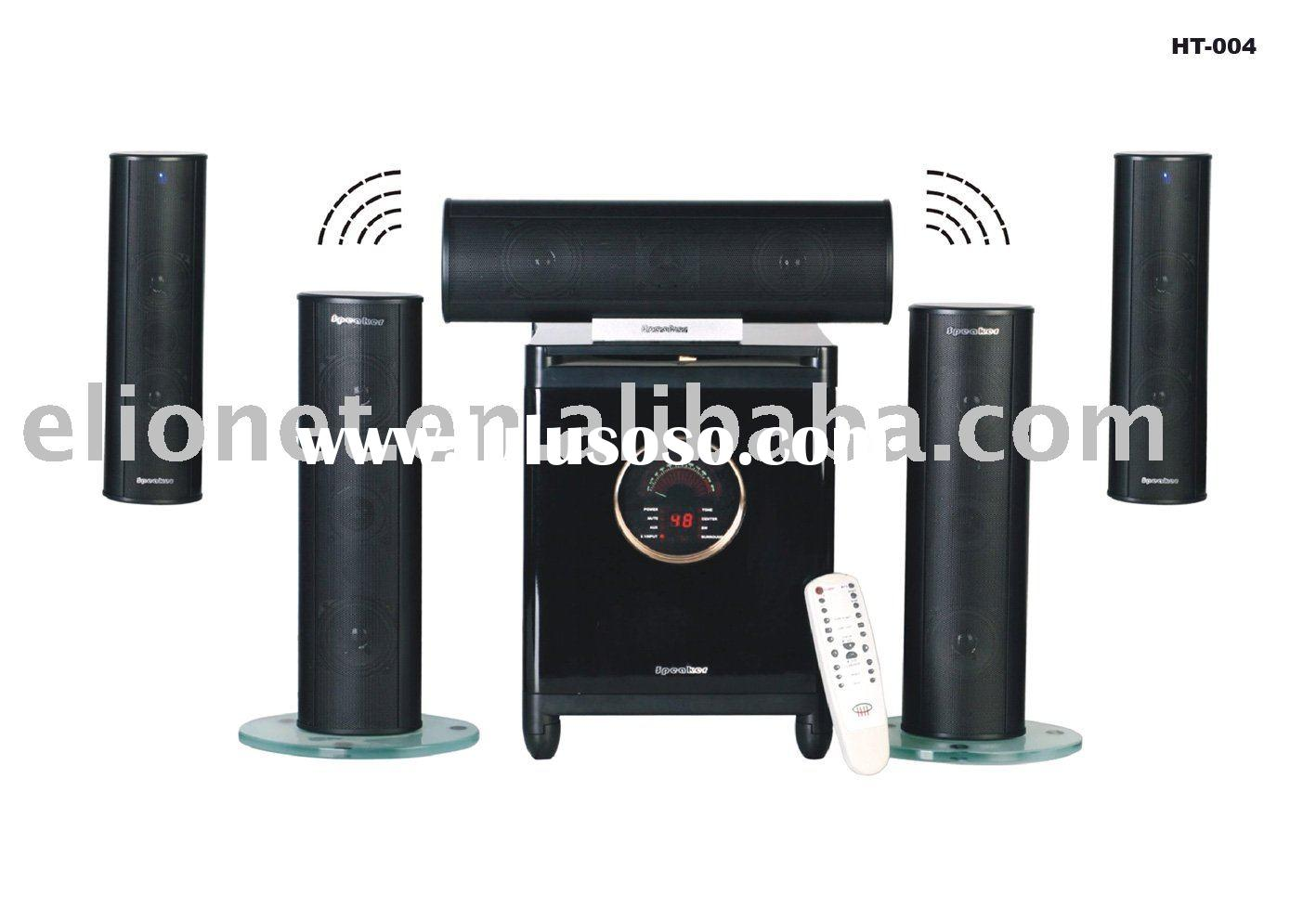 5.1 CH home theater surround sound system HT-004