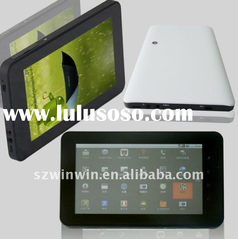 7 inch Galaxy Tab P1000 Mobile Phone GPS WIFI Bluetooth 3G with Android 2.2 os