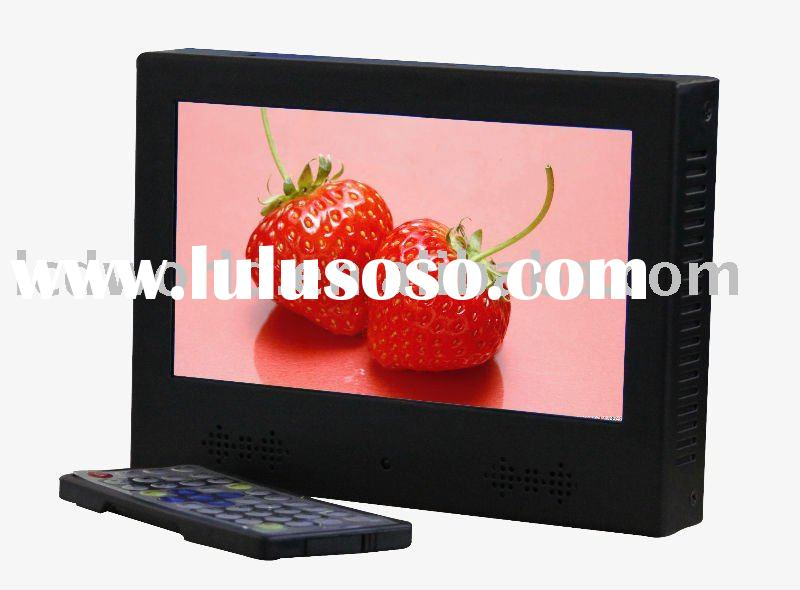 7 inch LCD Advertising Player with 3G