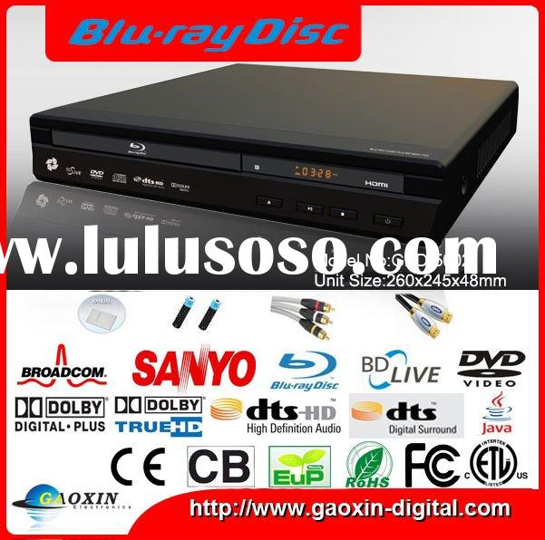 Blue ray bluray DVD disc player (GBD-5002)