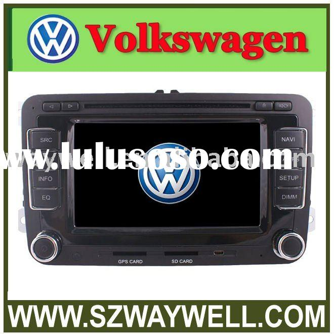 Car DVD player For Volkswagen golf 6 passat b6 2011