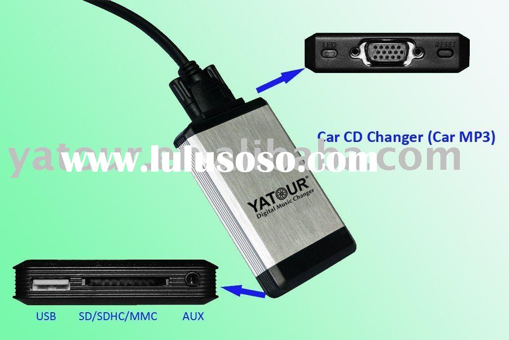 Car MP3 Audio (with USB/SD/AUX slot without FM and battery)