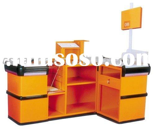 Checkout Counter shopping cashier supermarket counter