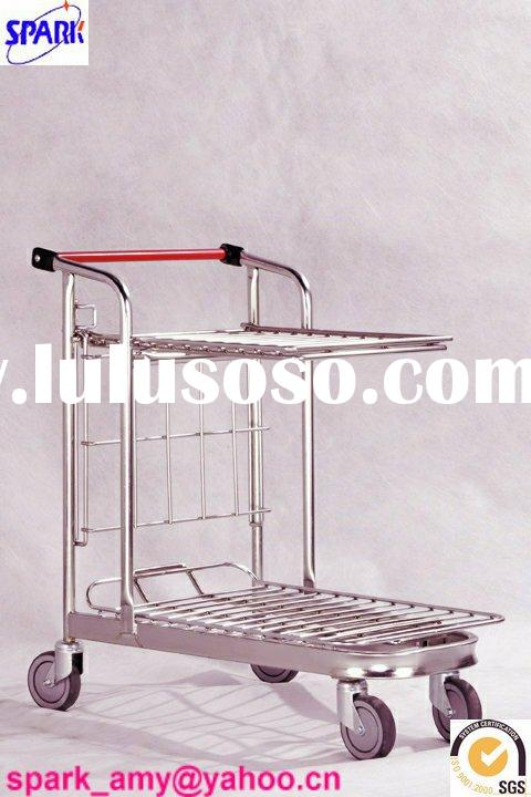 Foldable Airport Luggage trolley (Baggage Cart)
