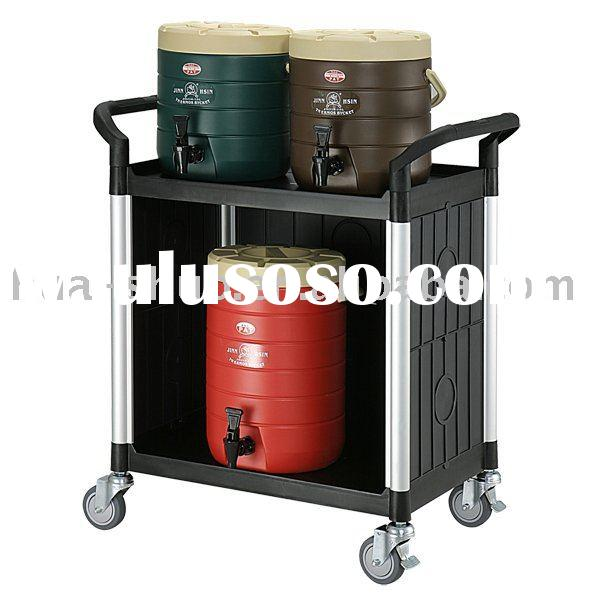 Food and Beverage service cart 2 Shelf (Exclusive size cart)