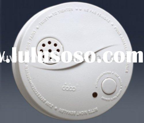 Free shipping, Wireless smoke alarm system