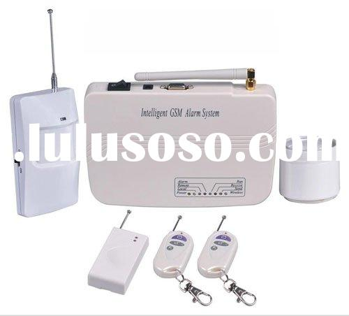 GSM Home Alarm System alarm system door alarm wireless GSM network(RA01)