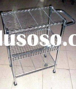 Hotel push cart, service trolley