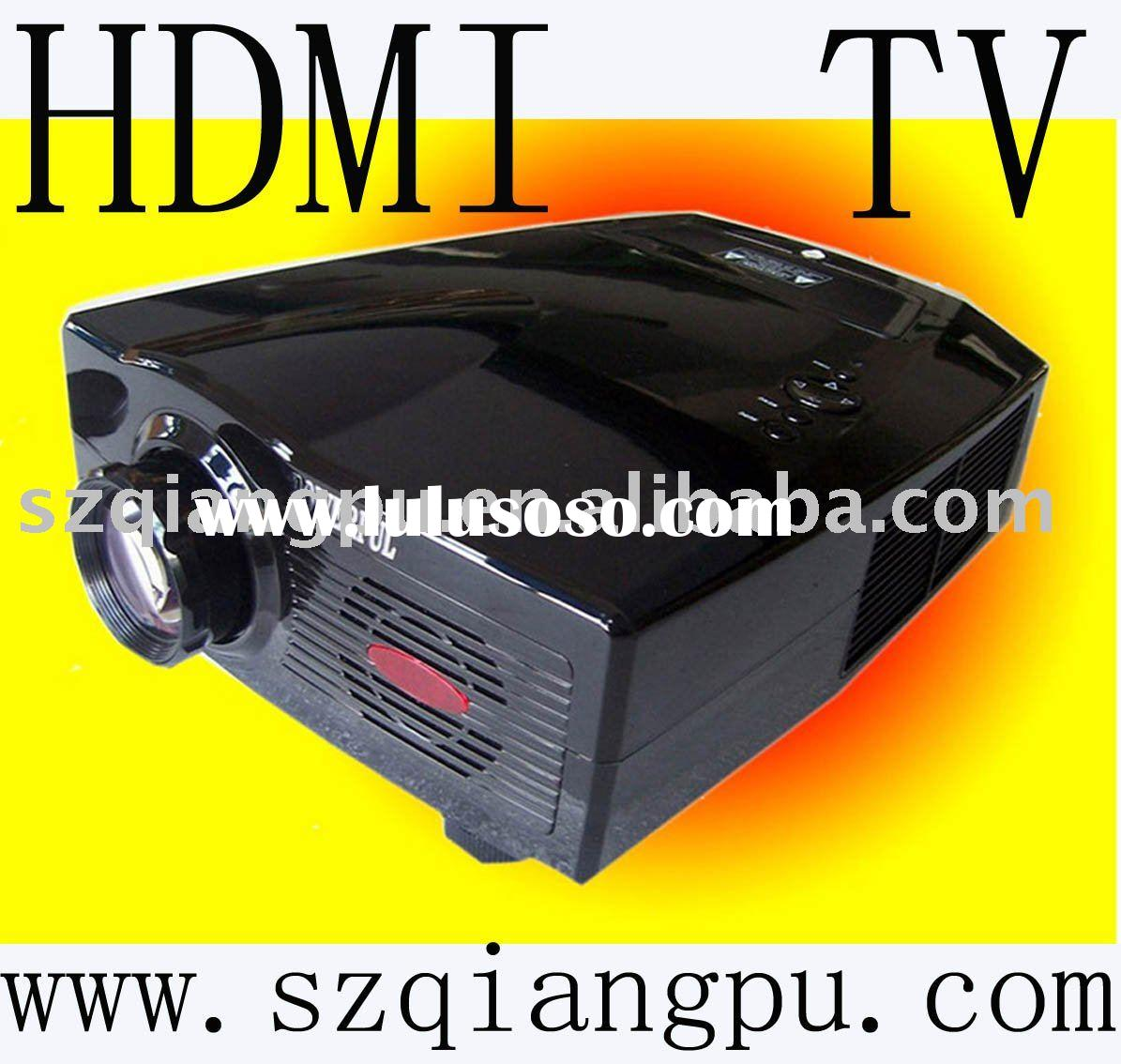 Lcd multimedia hd projector support DVD,PC,LAPTOP,TV,XBOX,PS,WII