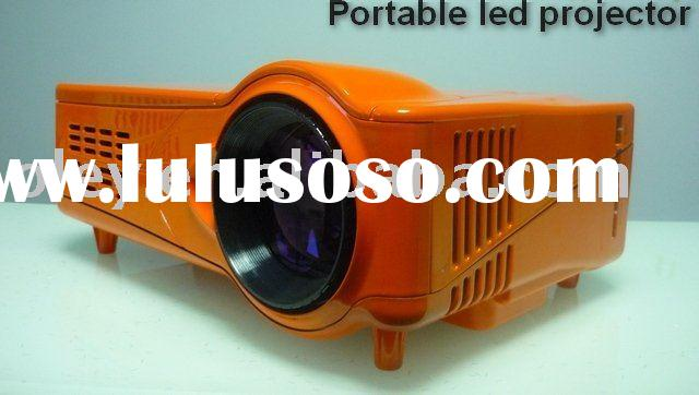 New 1080p portable video projector for Home Cinema Wii PS3