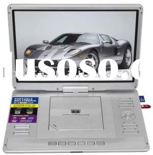 Portable DVD player+TV tuner+PC Monitor