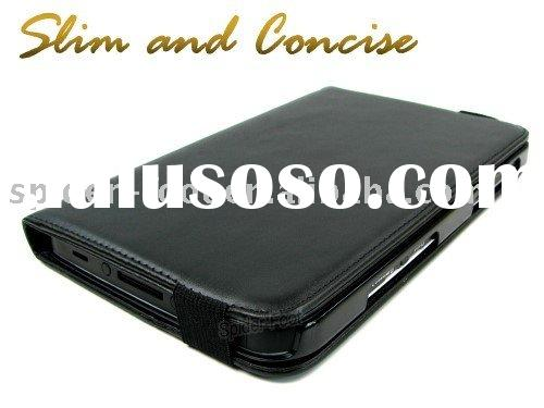 Pouch leather case  for Samsung Galaxy Tab P1000