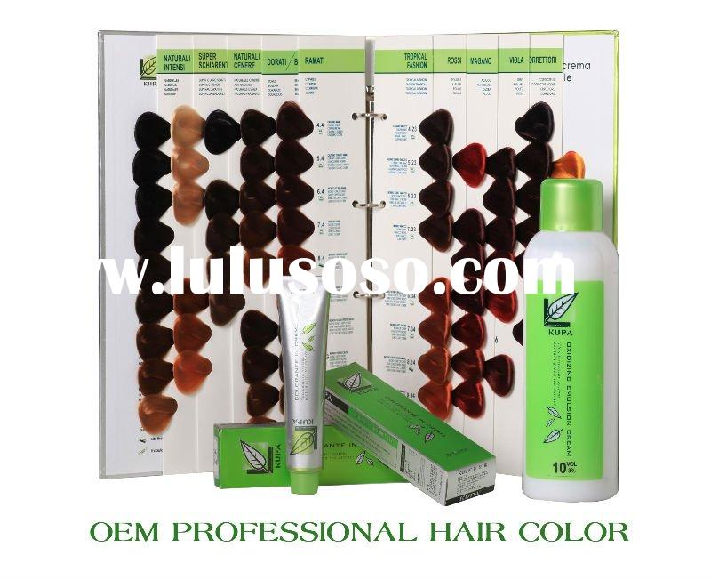 Private Label Hair Dye