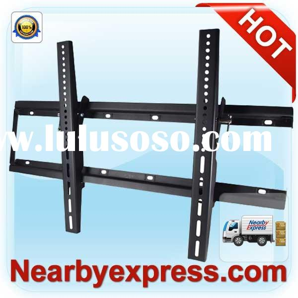 Tilt Wall Mount TV Bracket for 32-60 inches LED LCD TV 15 Adjustable Angle
