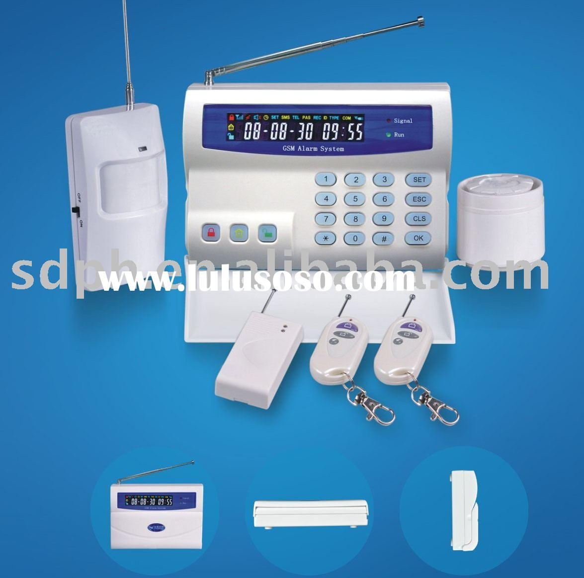 Wireless Security Alarm Systems