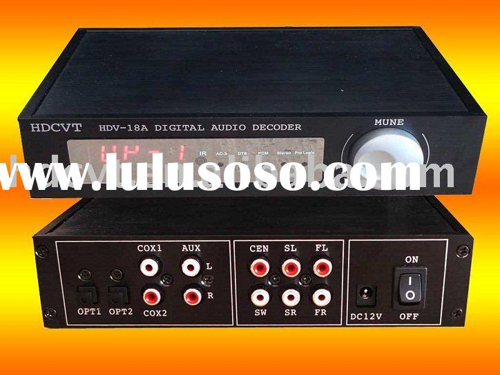 ac3/dts/dsp audio decoder