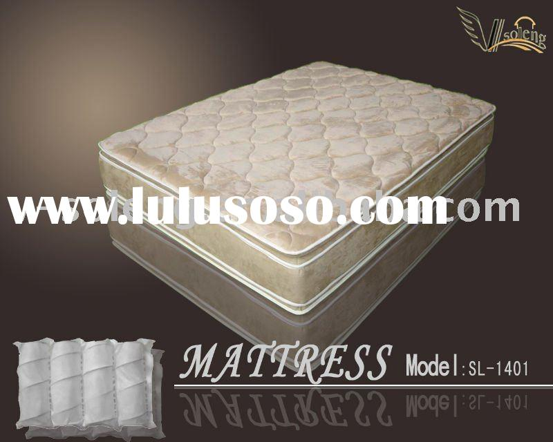 king size memory foam mattress(SL-1401)