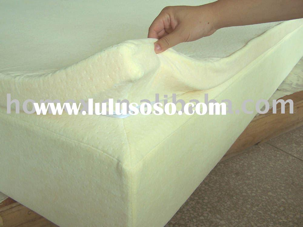"memory foam mattress Luxury 12"" King size compress mattress slow rebound sponge mattress visco"