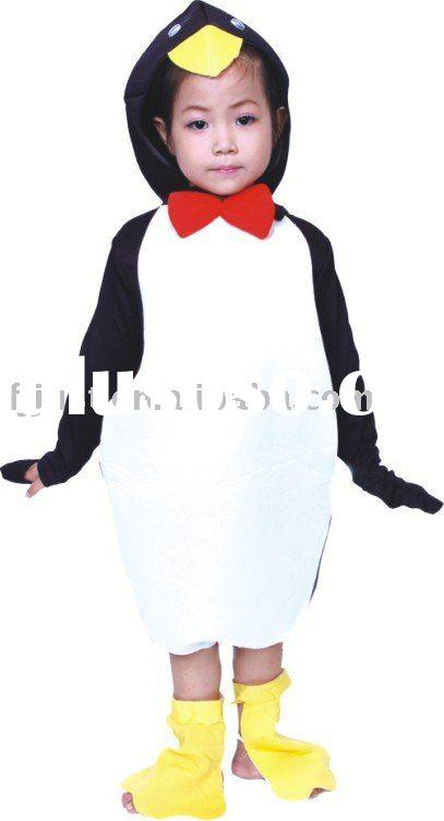 Printable Penguin Costume Pattern - Grab The Basics - The Easy Way