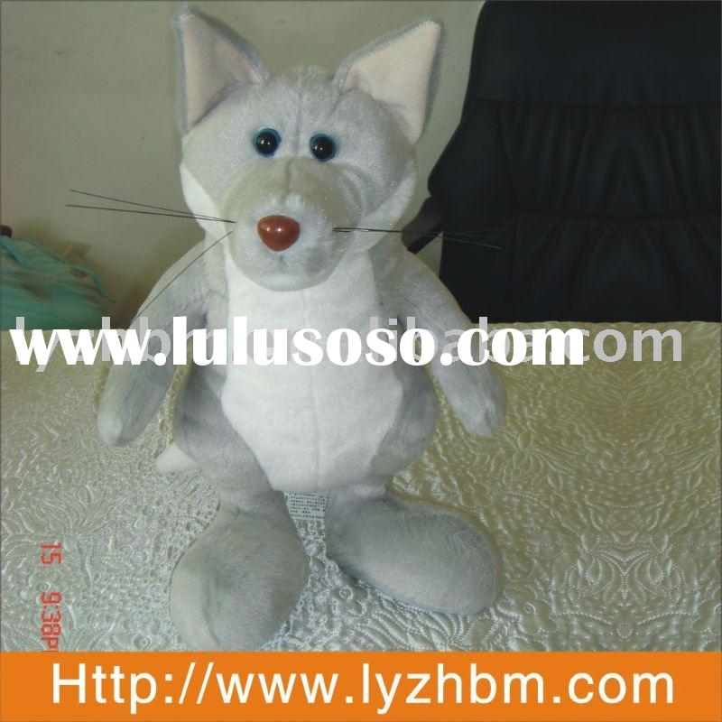 plush/stuffed fox toys, plush/stuffed animals