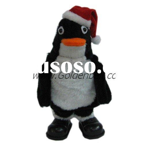 promotional plush Penguin toys and gifts