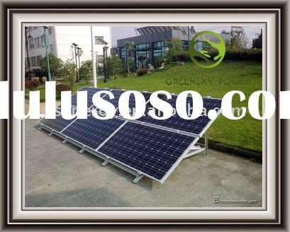 1000W solar home system,portable solar system, CE ROHS powerful solar system