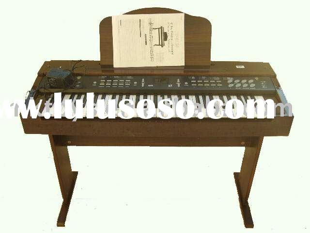 61KEYS ELECTRIC WOODEN ORGAN,toy,wooden toy, electric organ