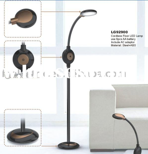 Floor led lamp floor led lamp manufacturers in lulusoso for Cordless led floor lamp review