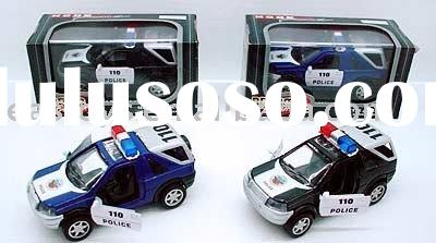 DIECAST POLICE CAR , toy car , novelty toy