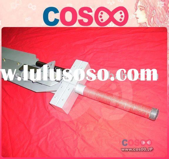 Final Fantasy VII Advent Children Cloud Sword(Be dismantled)2 Cosplay Props