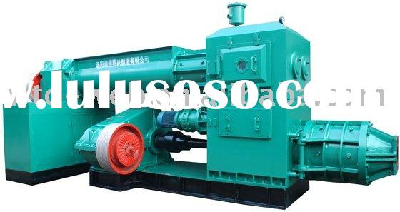 Fully automatic clay brick making machine