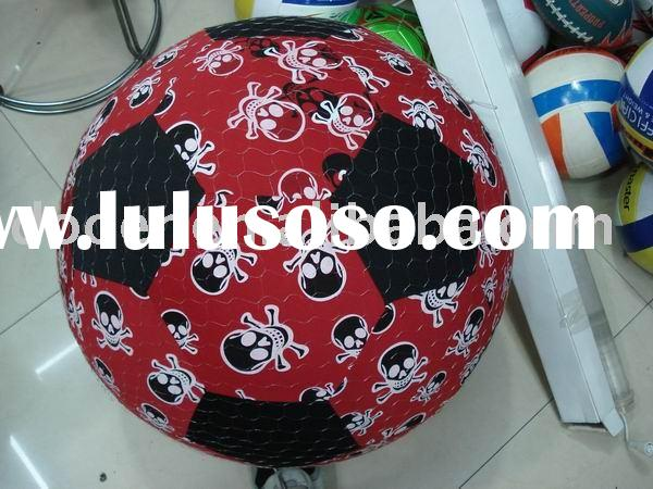 Inflatable soccer ball/cloth soccer ball toy  /giant ball toy