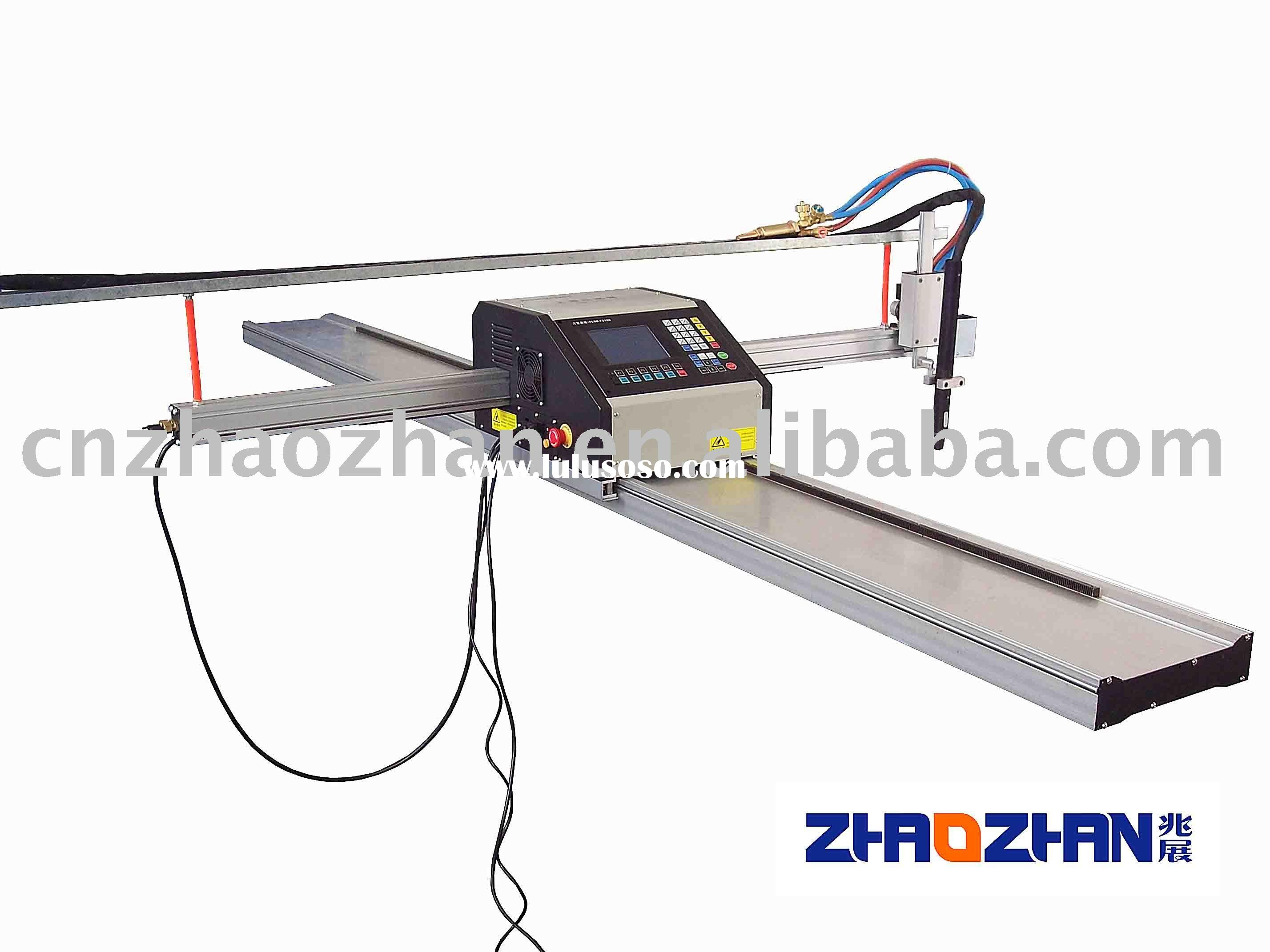 Portable metal cutting machine, Flame/Plasma,CAD Drawing