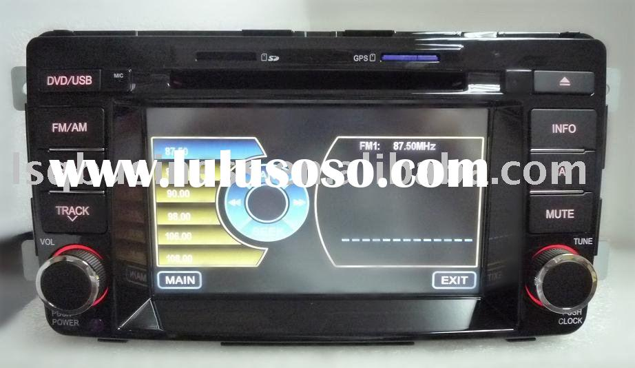 Special car DVD for Mazda CX9 with bose syestem GPS, bluetooth, touch screen, canbus...