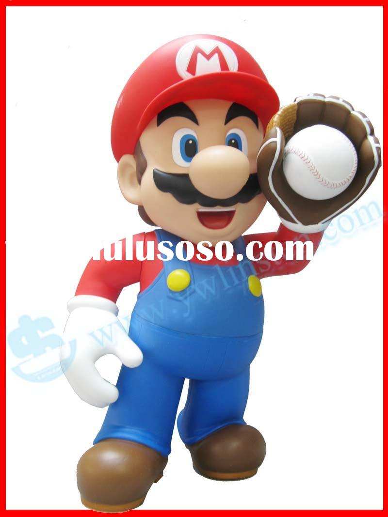 Super Mario PVC Figure Toy(LSZBL0063)
