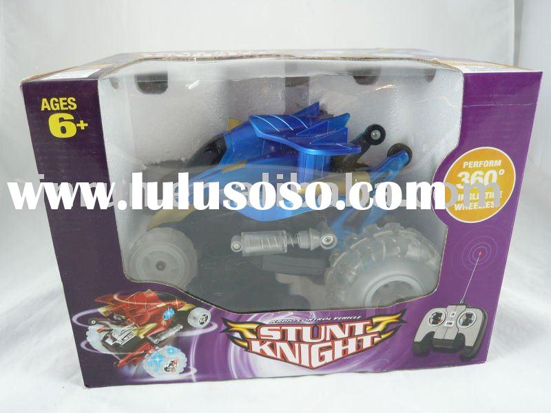 Toys R us stunt knight rc stunt car