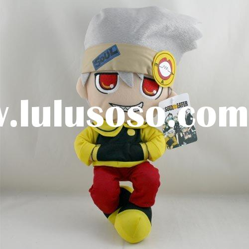 Wholesale SOUL EATER DOLL  Plush Toy  Anime Cosplay Gift F062