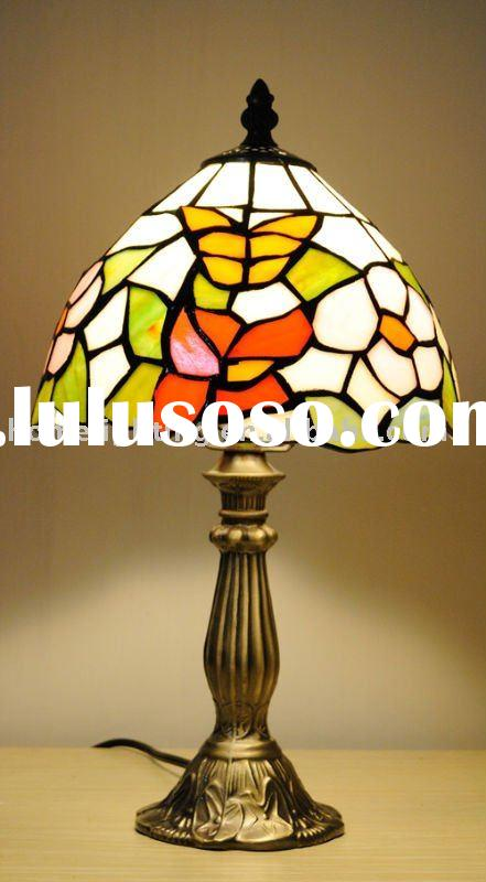 butterfly tiffany bronze lamp bases (TFD-086)