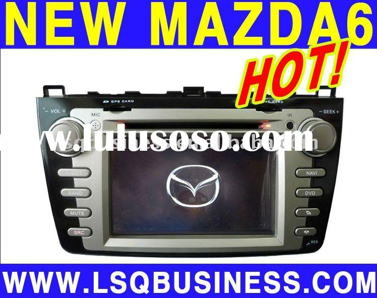 lsqstar NEW Mazda 6 2009 car dvd with gps for 09-2010, support bose system, great functions!