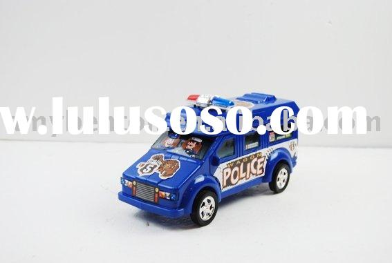 police car/plastic car/mini toy