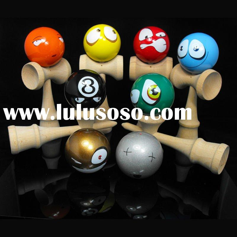 traditional wooden kendama toys