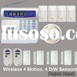 wireless security home alarm systems