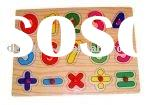 wooden puzzle&educational toys&wooden toys&study toys