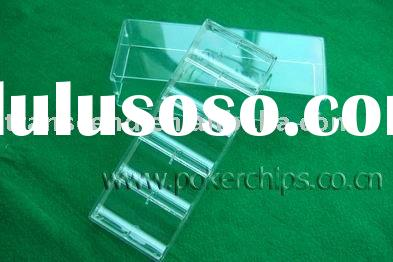 100pc Poker Chip Holder with Cover