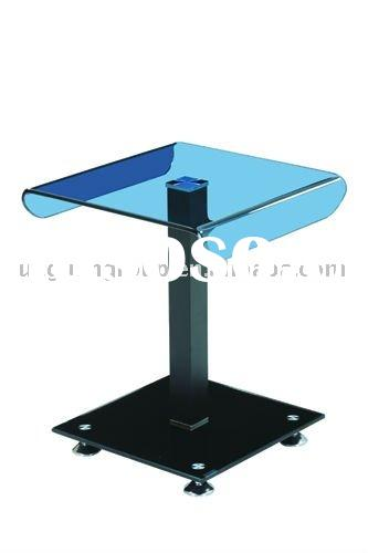 2010 Glass Coffee Table With Factory Price