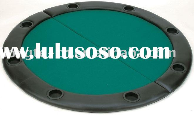 48inch Two-folding Round Poker Table Top
