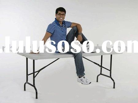 6 ft  plastic outdoor table